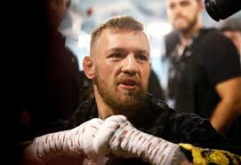 McGregor plans to rule fight game with 'iron fist'
