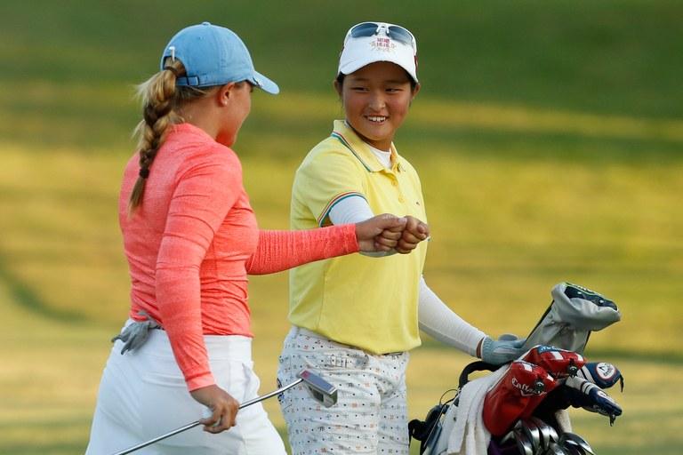 Golf: Wu, 13, wins longest match in USGA history at 12th extra hole