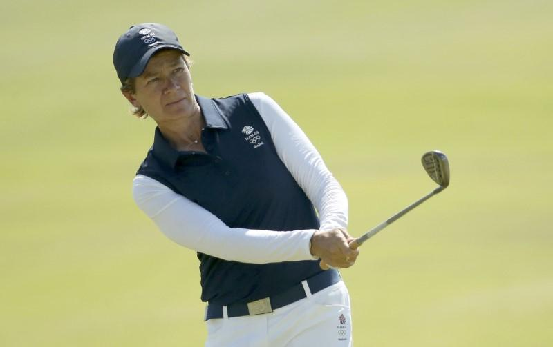 Golf: Matthew to replace injured Pettersen for Europe at Solheim Cup