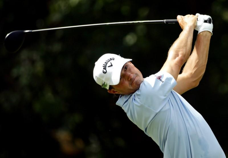 Kisner licks PGA wounds, regroups for Wyndham Championship
