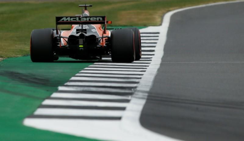 McLaren may have to stick with Honda