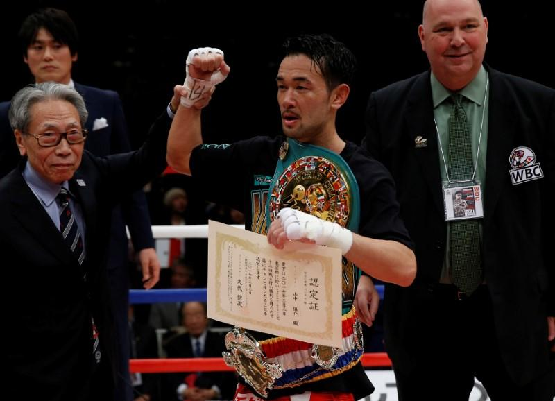 Boxing: Yamanaka to retire if unable to secure Nery rematch