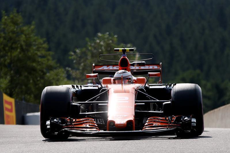 Motor racing: Vandoorne grid penalty increases to 65 places