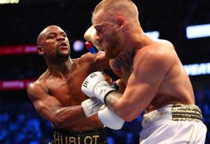 Mayweather silences McGregor with 10th round stoppage