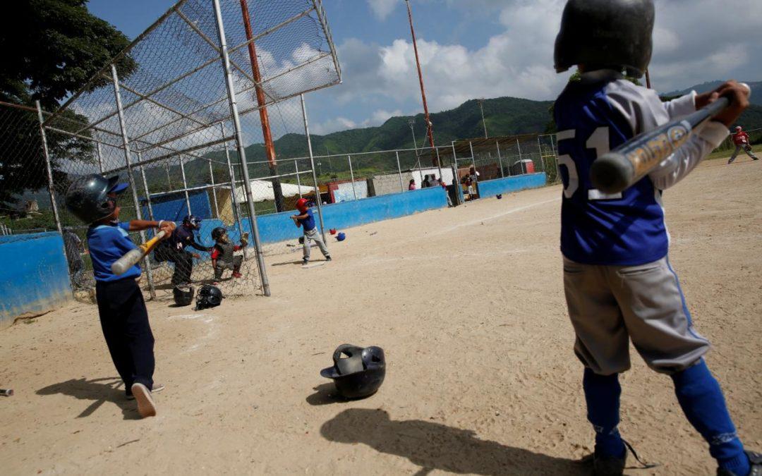 Venezuela's baseball talent pool shrinks as food crisis widens