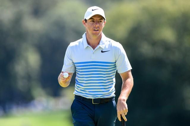 McIlroy upbeat ahead of title defense in Boston
