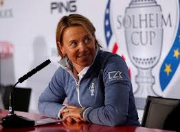 Golf: Nordqvist a 'no-brainer' pick for European Solheim Cup team