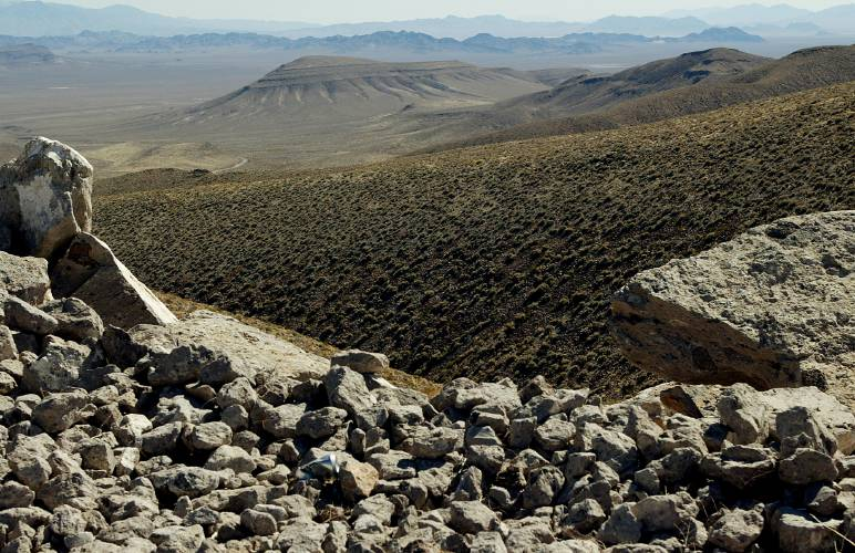 Amodei expects Yucca Mountain bill to pass before Thanksgiving