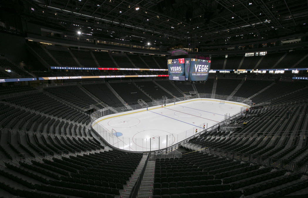Golden Knights looking for anthem singers for home games