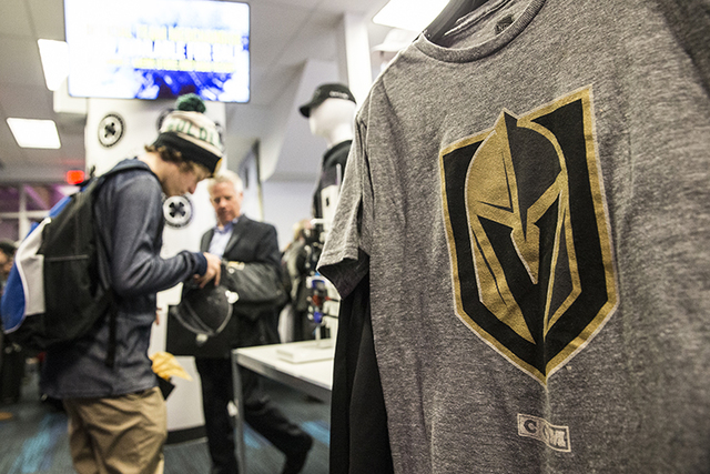 US patent office denies Vegas Golden Knights logo protection