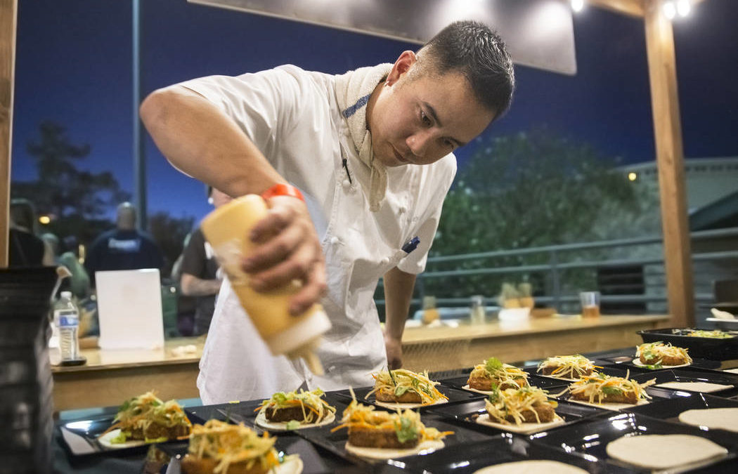Las Vegas taco chefs take honors in first downtown throwdown