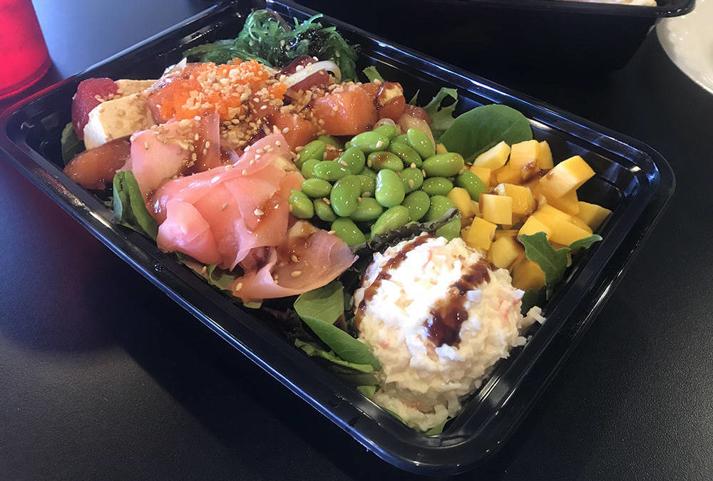 Poke Heaven near UNLV part of growing dining trend