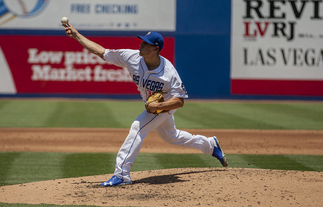 Sacramento holds 51s to 5 hits, Las Vegas loses 6th straight