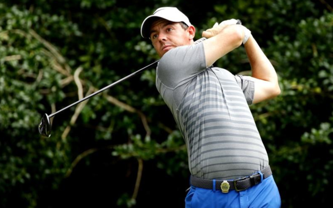 Favorite McIlroy buoyed by past success at Quail Hollow