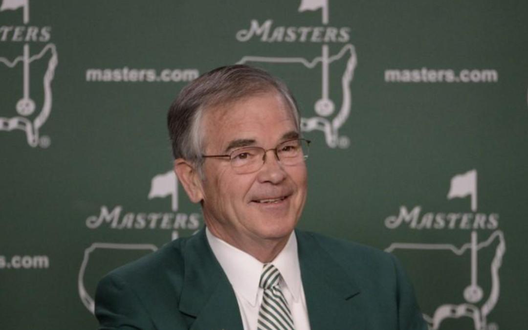 Payne retires as Augusta National chairman