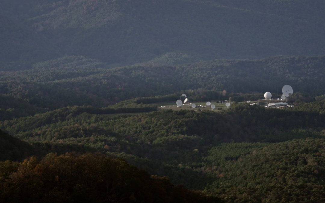 FILM: THE TINY WEST VIRGINIA TOWN HAUNTED BY AN NSA SECRET