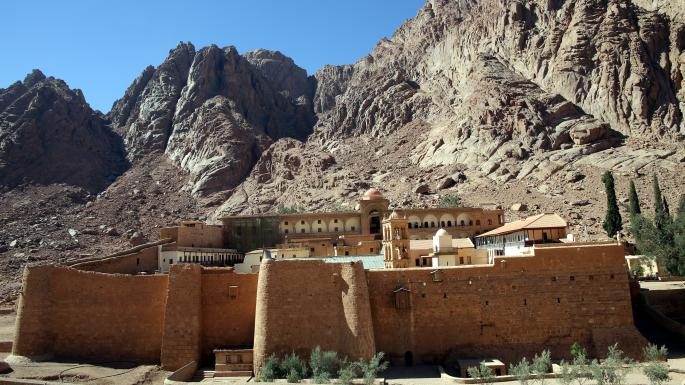 Scientists discover lost languages at Egyptian monastery