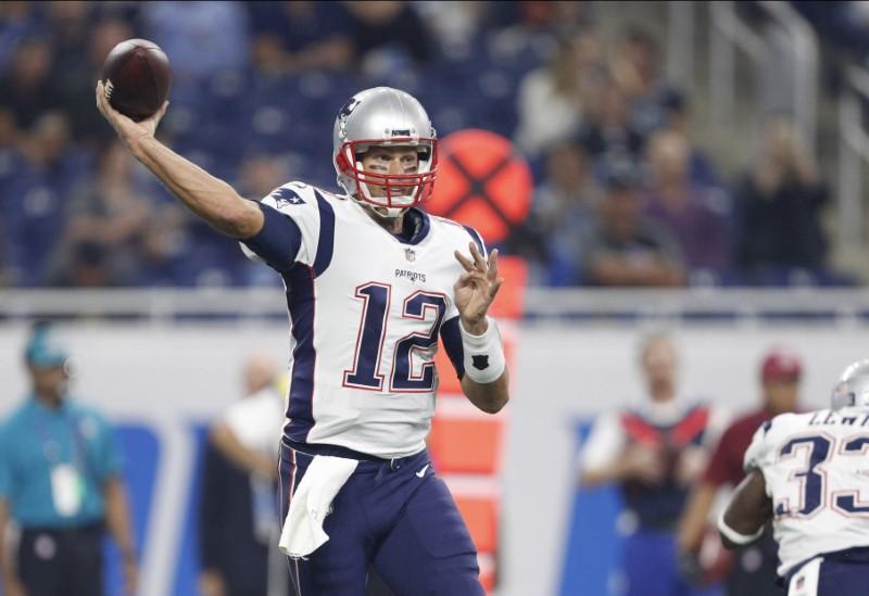 NFL Highlights: Brady helps Patriots down Saints
