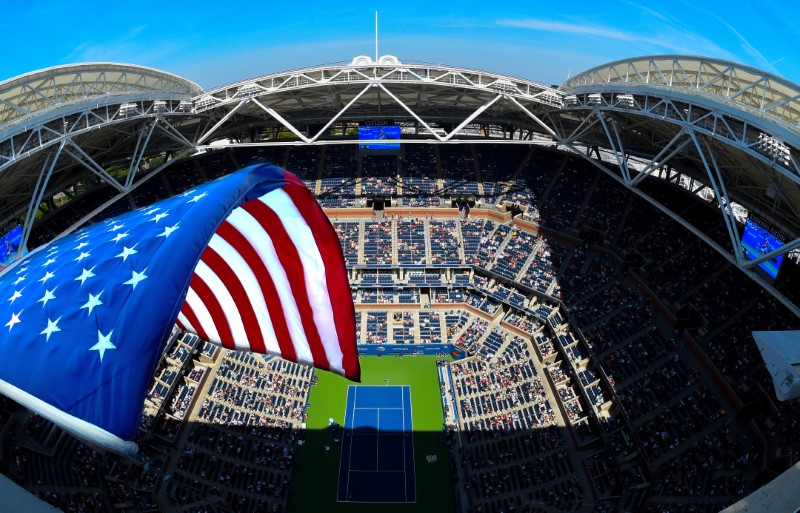 Make American Tennis Great Again, mission accomplished