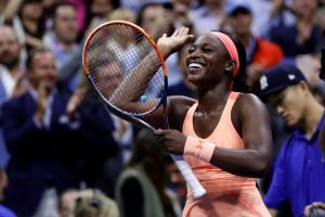 Stephens beats Williams to reach U.S. Open final
