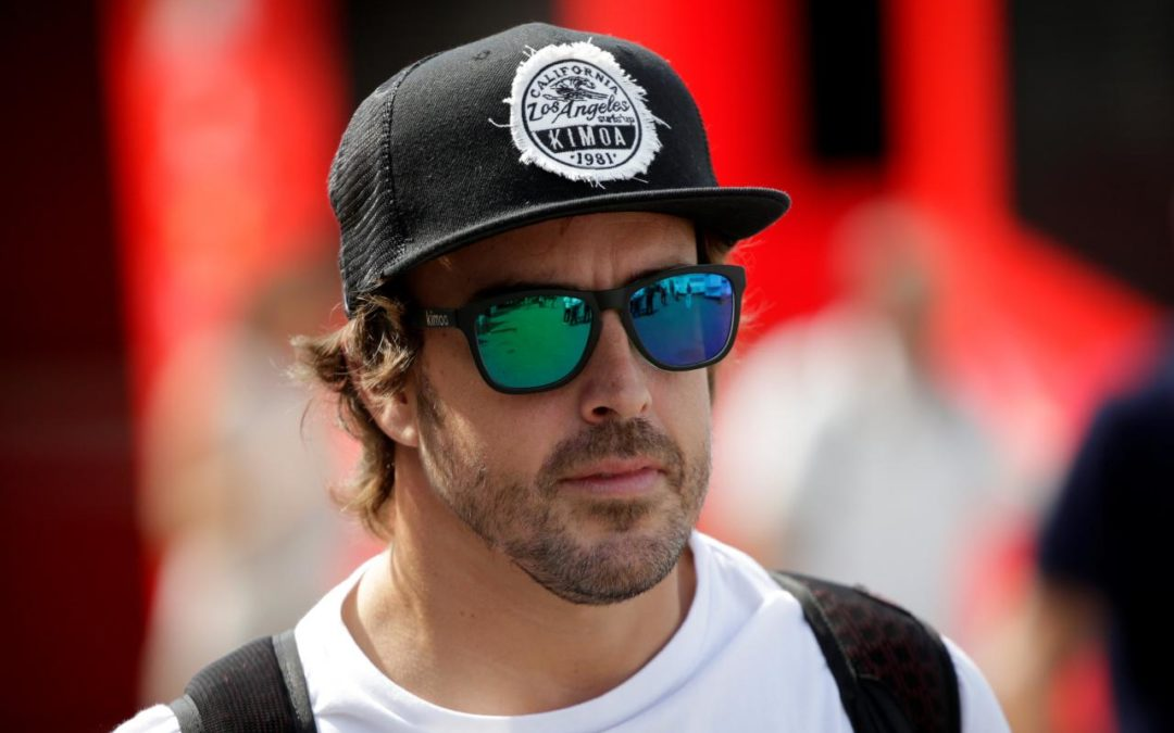 Alonso gets 35 place penalty amid calls for rule change