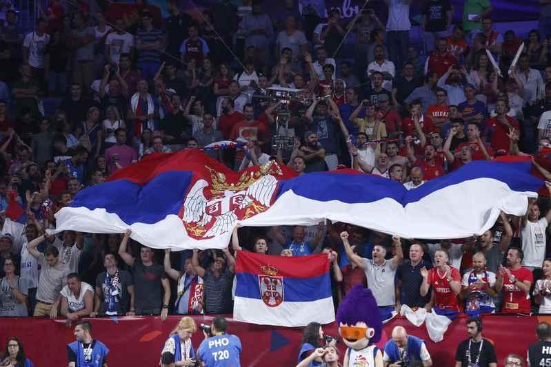 Balkan delight as Serbia and Slovenia lock horns