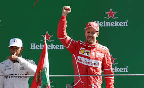 Motor racing: Vettel refusing to buy into Singapore favorite hype