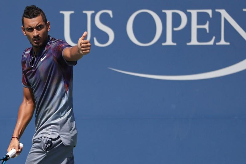 Tennis: Don't lump me in with Tomic, says Kyrgios