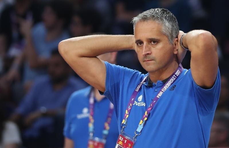Basketball: Unsung hero Kokoskov still humble after Slovenia feat