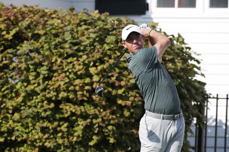 Golf-McIlroy adds British Masters to his end-season schedule