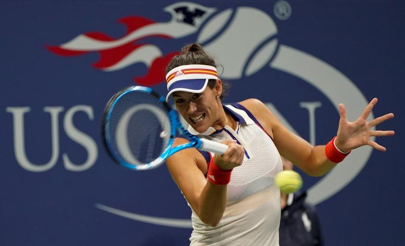 Tennis: Muguruza crushes Puig in Tokyo, Pliskova also advances