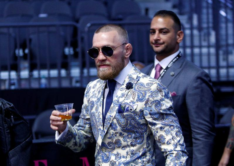McGregor could address Congress in rights campaign for fighters