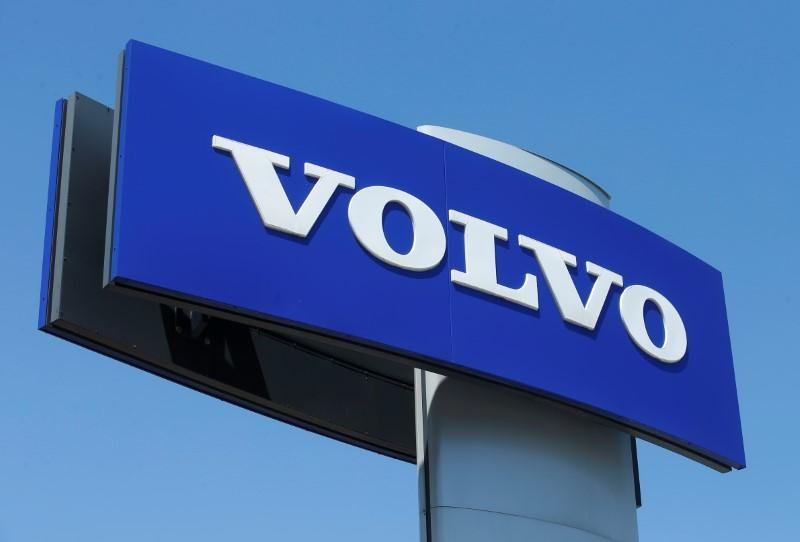 Volvo rolls out compact SUV in latest upmarket shift under Geely