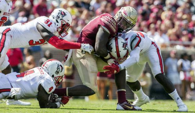 CFB Highlights: NC State knocks off No. 12 Florida State