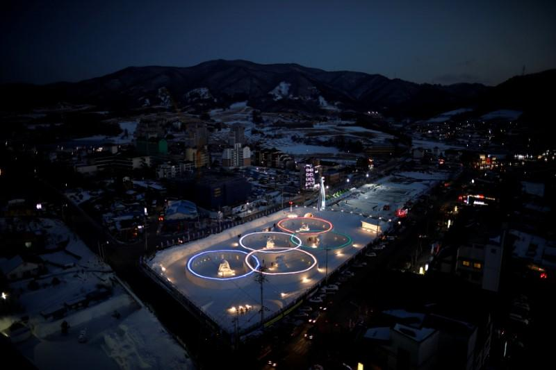 South Korea adds extra layer of Olympics security amid tensions
