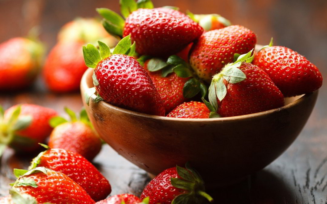 Strawberries found to decrease knee pain in arthritis sufferers