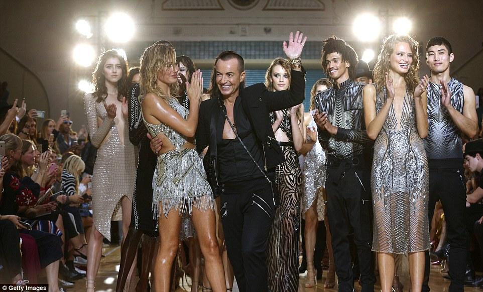 Fashion doesn't need to kill animals: British designer MacDonald