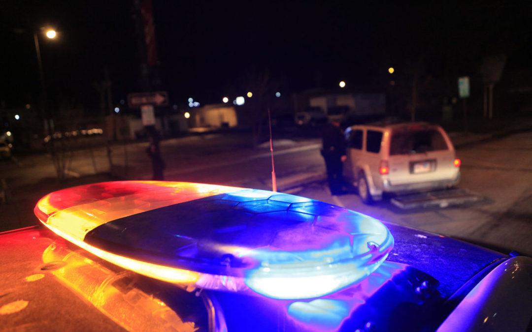 Ratcliff Man Arrested Following Pursuit