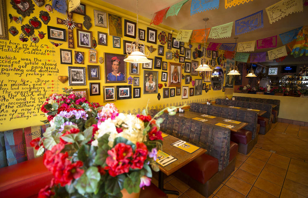Las Vegas Mexican restaurant Casa Don Juan plans to expand