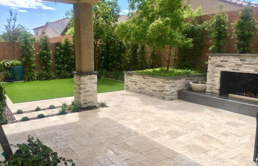 Make the most of a small yard