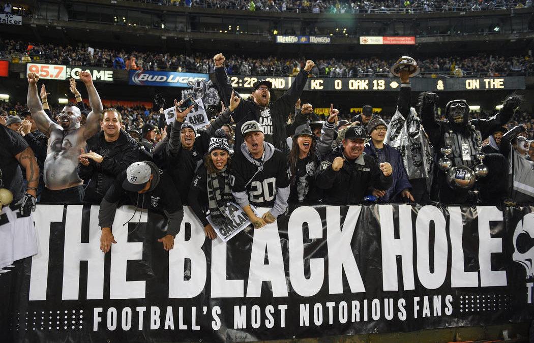 Raiders management wants family-friendly Las Vegas stadium