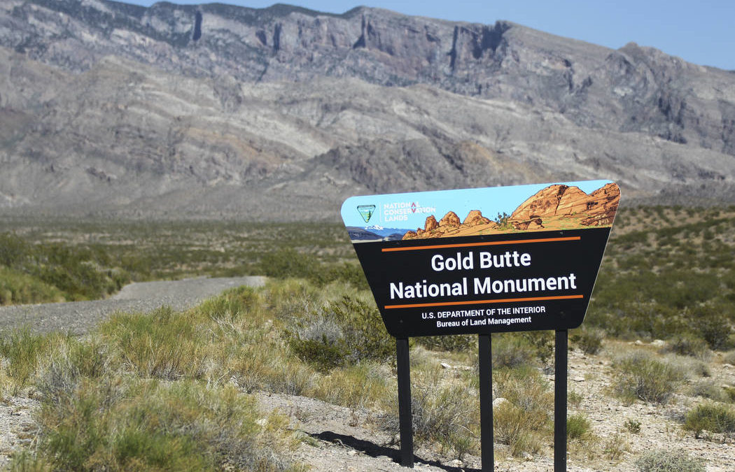 Zinke wants to trim Gold Butte, other national monuments