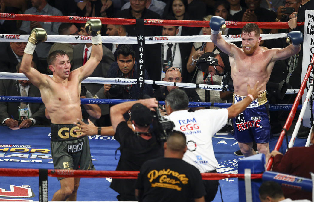 Judge at center of Canelo-GGG draw controversy temporarily stood down
