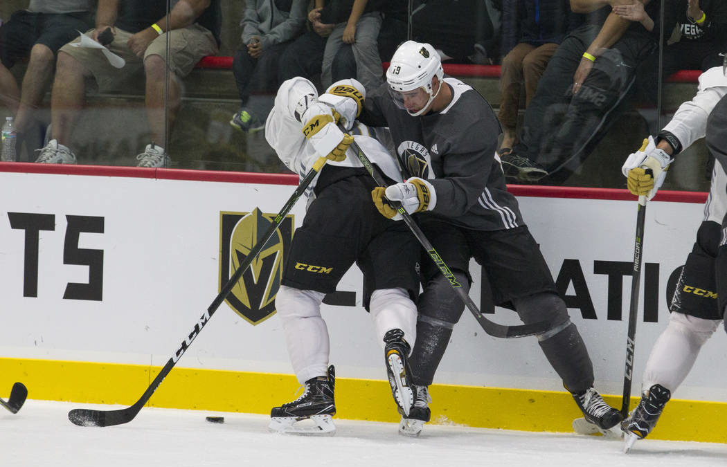Golden Knights' Jonathan Marchessault out to show he's no one-hit wonder