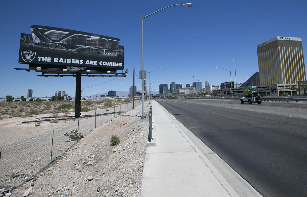 Las Vegas Raiders' stadium, other projects could be delayed, county warns