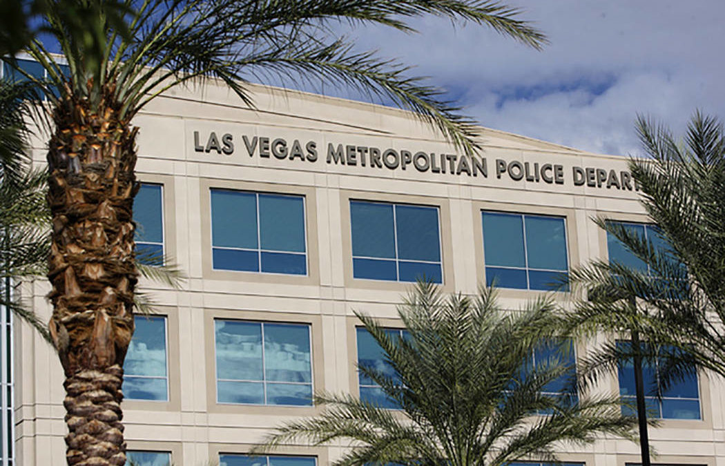 2 teens arrested, 2 sought after Las Vegas robbery, car chase