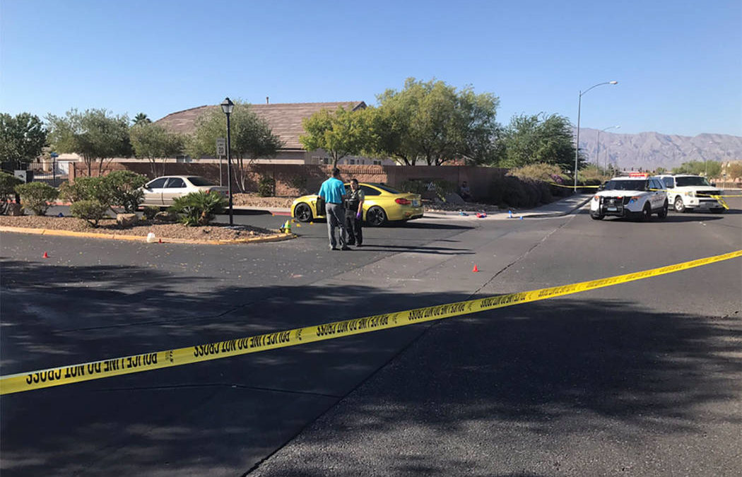 Man charged with attempted murder in North Las Vegas shooting