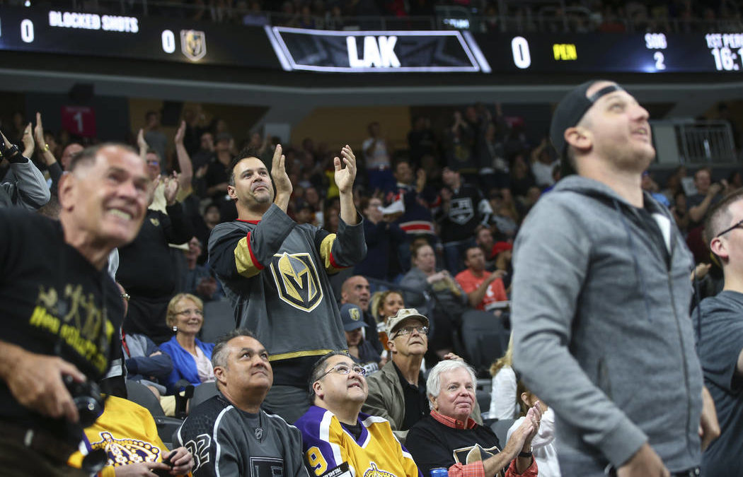 4 nonstop shuttles will offer rides to Golden Knights fans