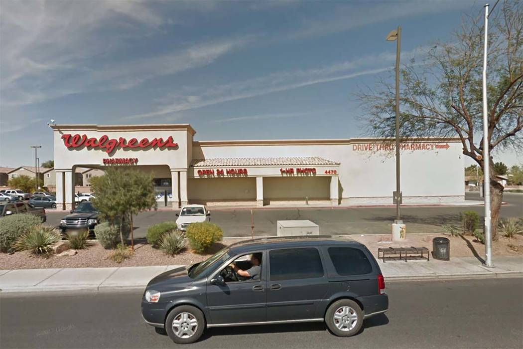 2 Armed Men Rob Walgreens In East Las Vegas Your News