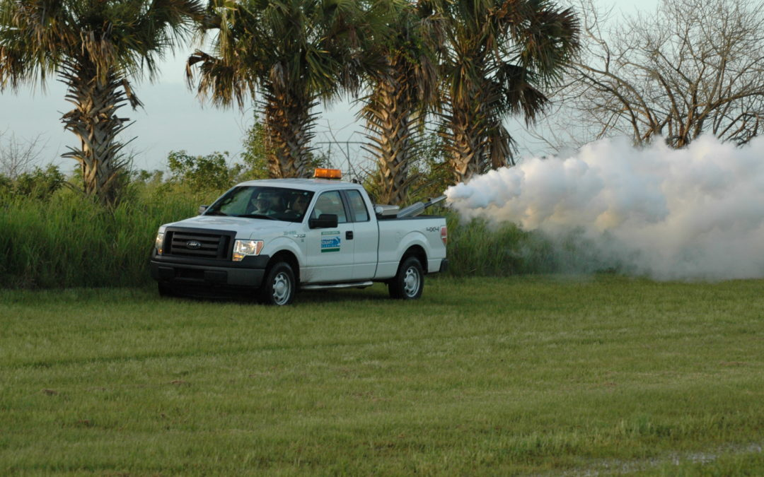 St. Lucie County Increases Mosquito Control Efforts Following Hurricane Irma